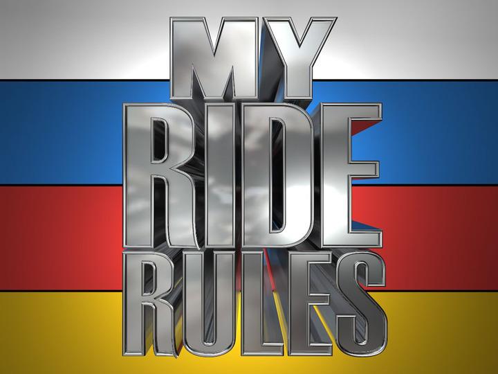 My Ride Rules: Season 1