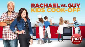 Rachael Vs. Guy: Kids Cook-off: Season 2