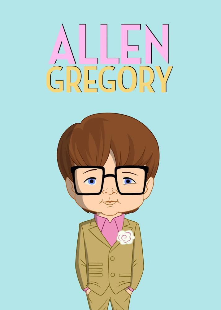 Allen Gregory: Season 1