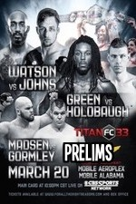 Titan Fc 33: Night Of Champions Prelims