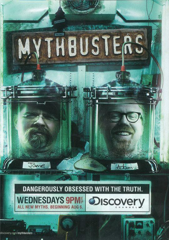 Mythbusters: Season 10