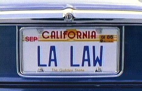 L.a. Law: Season 8