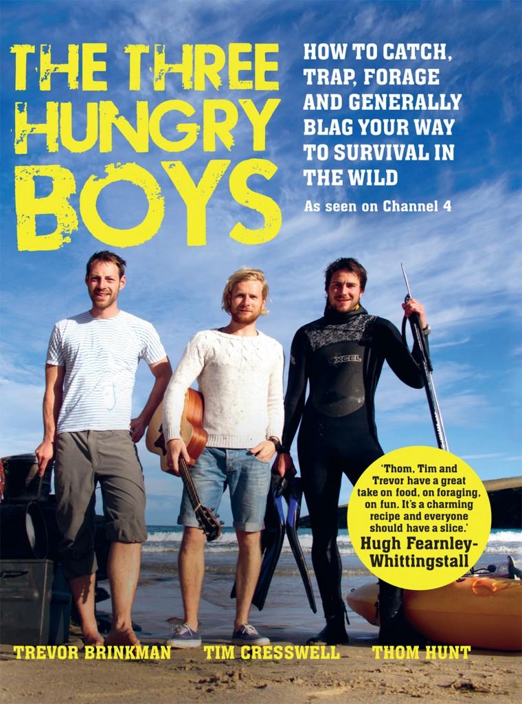 Three Hungry Boys: Season 1