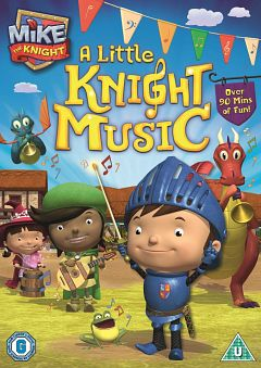 Mike The Knight A Little Knight Music