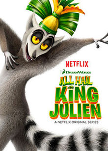 All Hail King Julien: Season 1