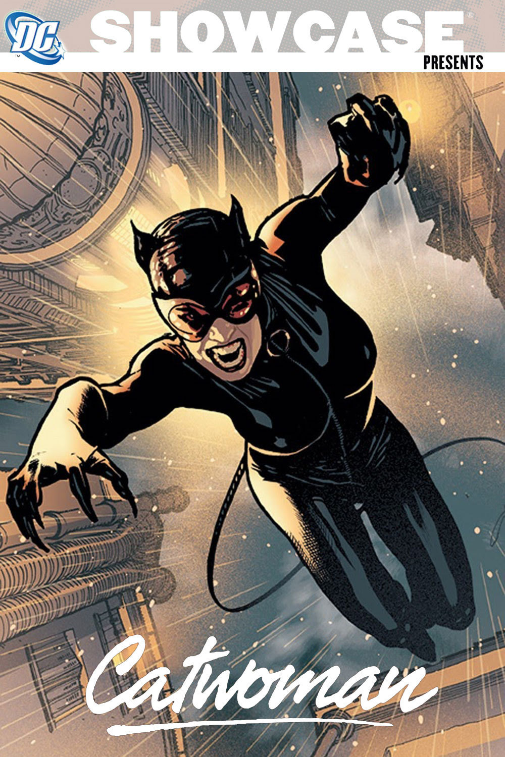 Dc Showcase: Catwoman