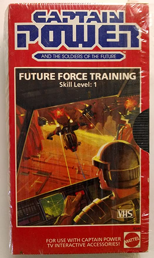 Captain Power And The Soldiers Of The Future: Future Force Training