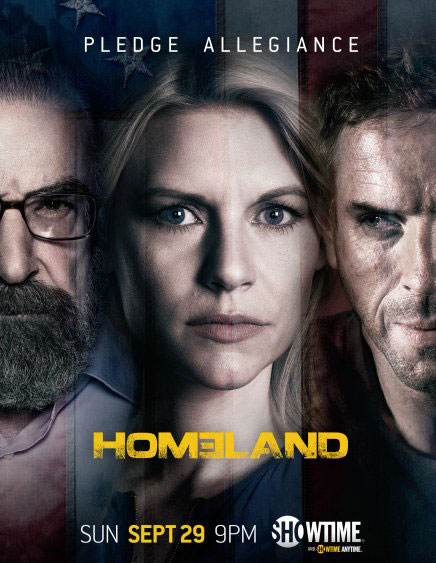 Homeland: Season 3