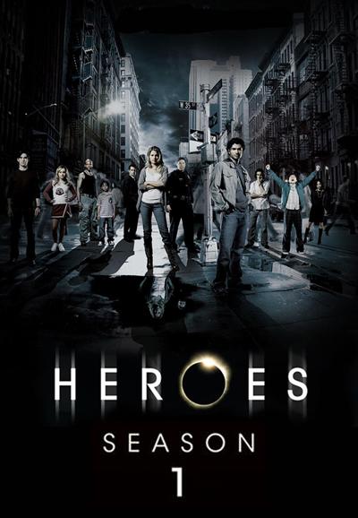 Heroes: Season 1