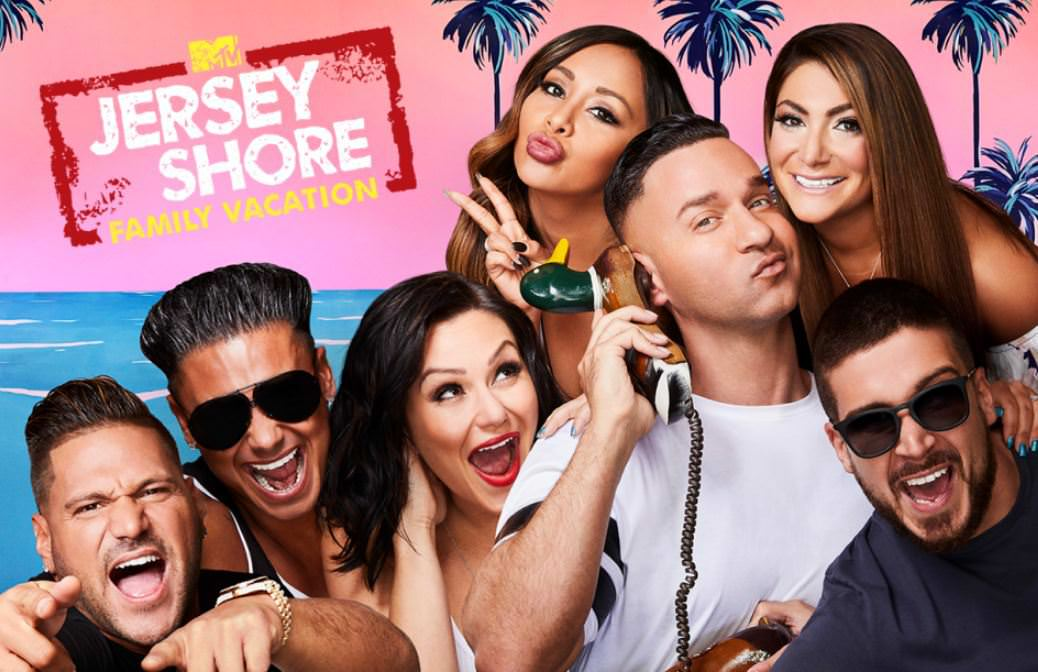 Jersey Shore Family Vacation: Season 1