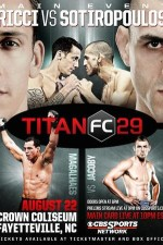 Titan Fc 29: Riddle Vs Saunders