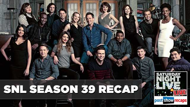 Saturday Night Live: Season 39