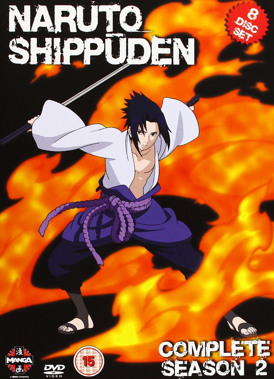 Naruto: Shippuuden: Season 2