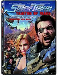 Starship Troopers: Traitor Of Mars (dub)
