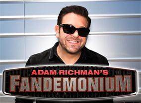 Adam Richman's Fandemonium: Season 1