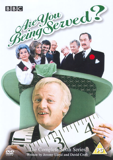 Are You Being Served?: Season 6