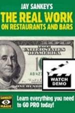 The Real Work On Restaurants And Bars - Jay Sanke