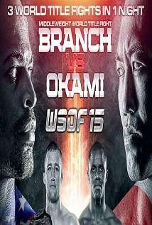 World Series Of Fighting 15