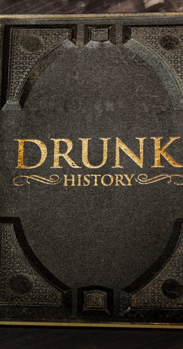 Drunk History Uk: Season 3