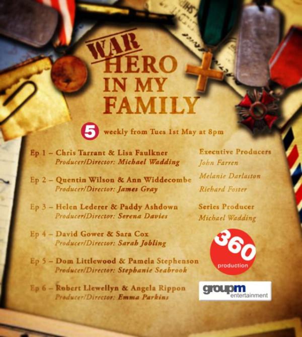 War Hero In My Family: Season 1