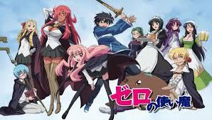 Zero No Tsukaima: Season 2