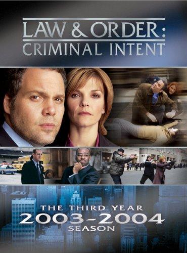Law & Order: Criminal Intent: Season 3