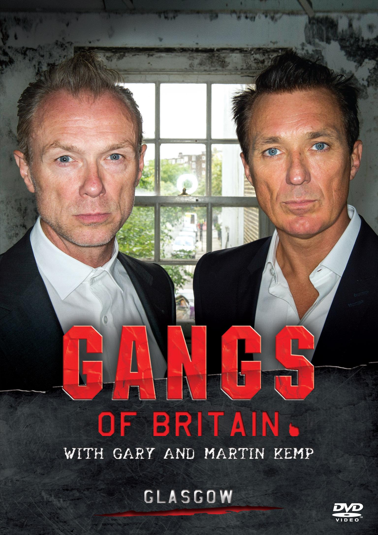 Gangs Of Britain With Gary And Martin Kemp: Season 1