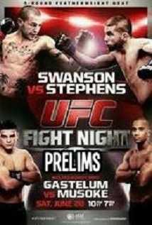 Ufc Fight Night 44 Prelims