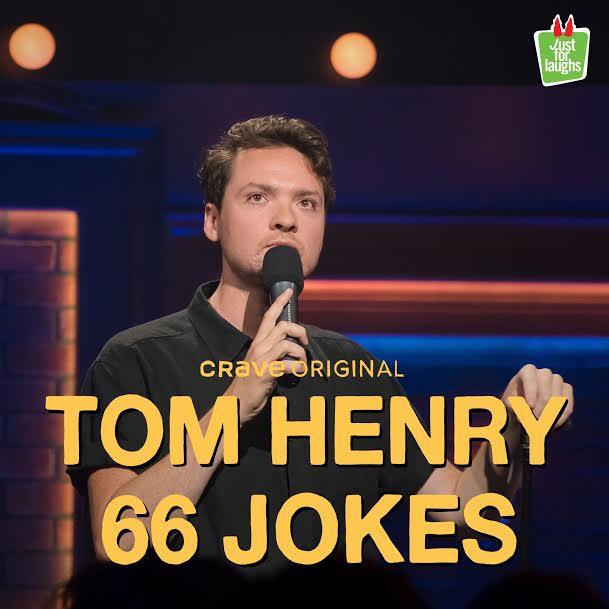 Tom Henry: 66 Jokes
