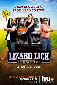 Lizard Lick Towing: Season 1