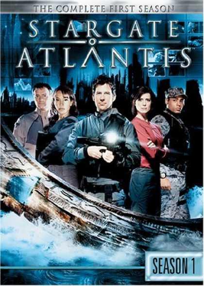 Stargate: Atlantis: Season 1