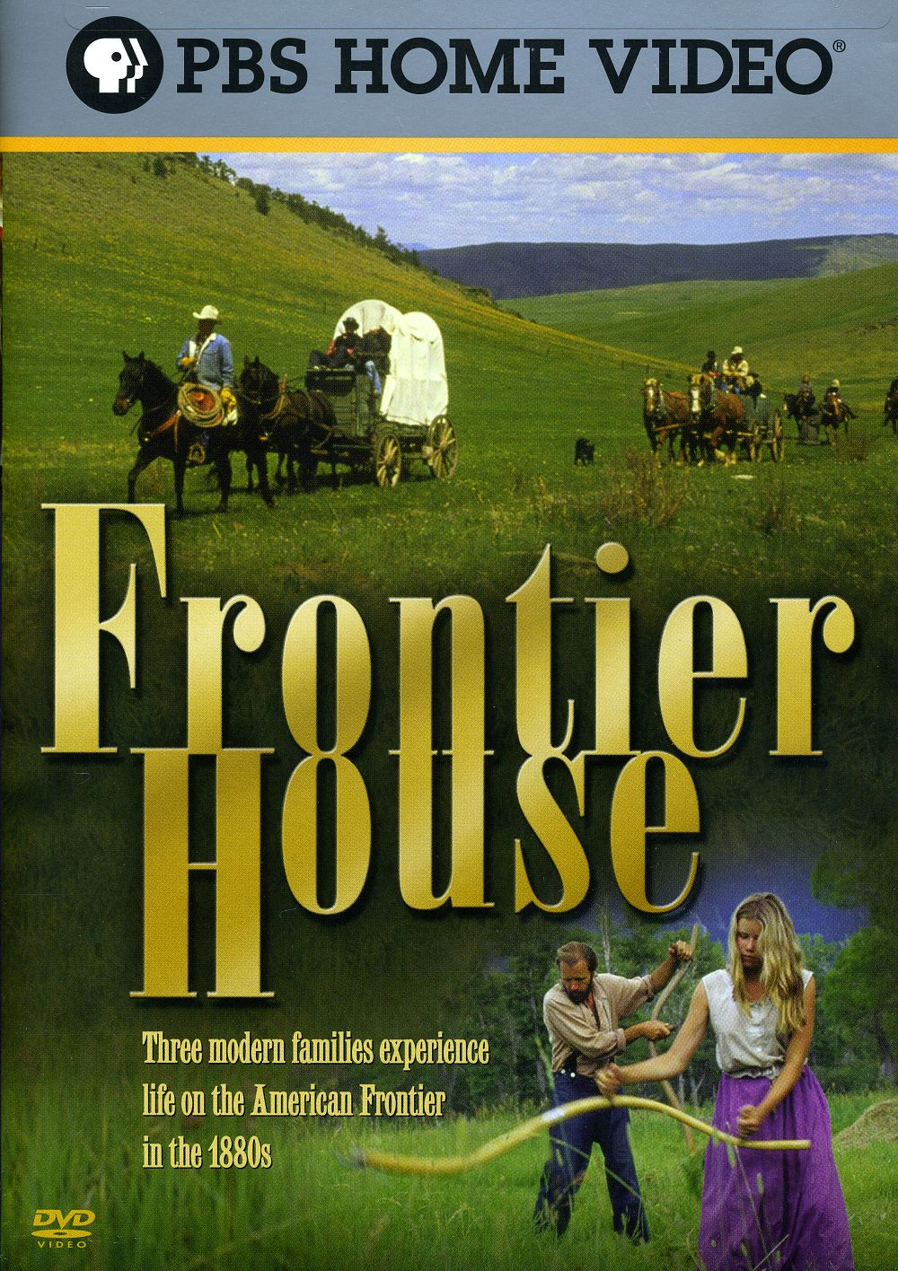 Frontier House: Season 1