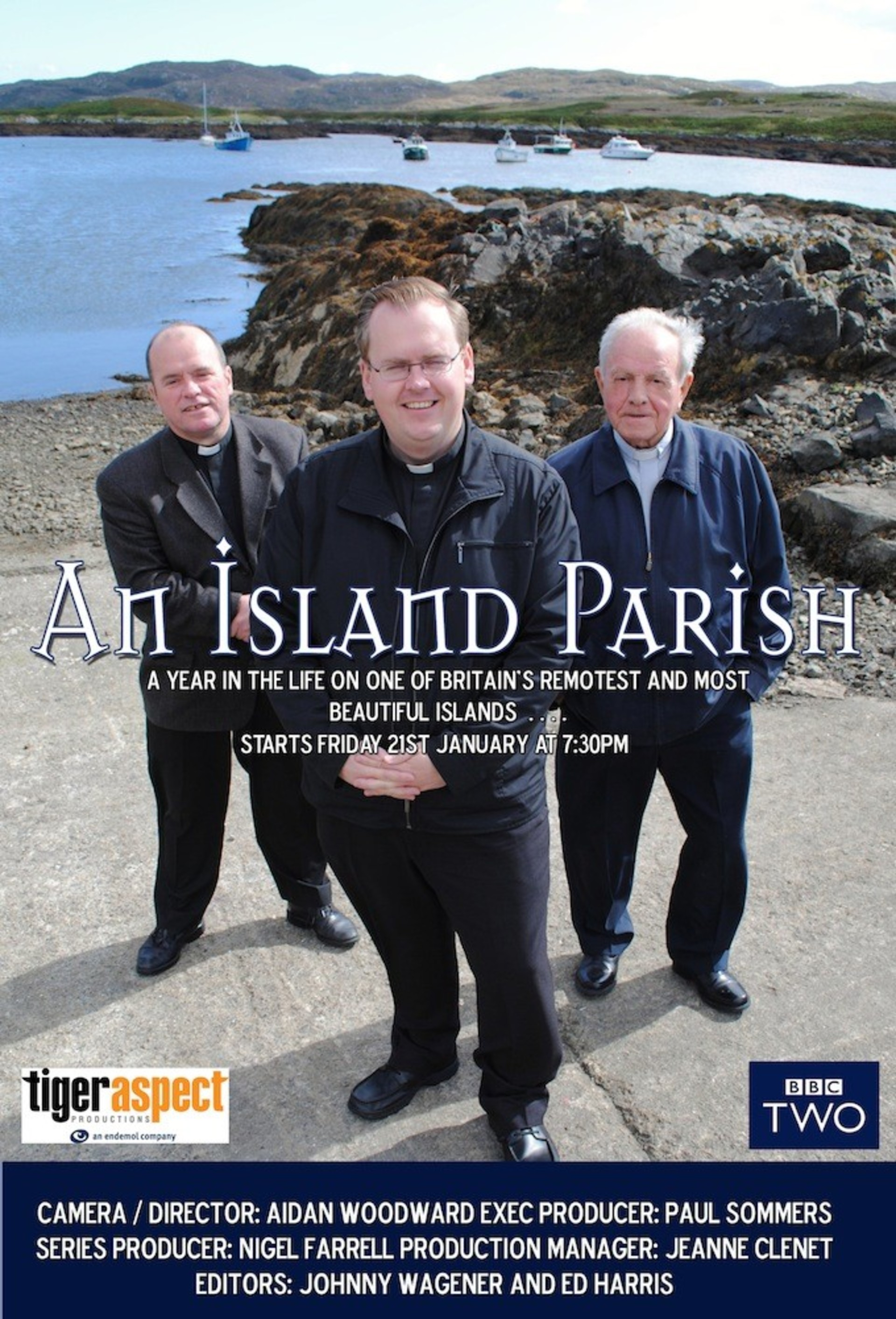 An Island Parish: Season 8