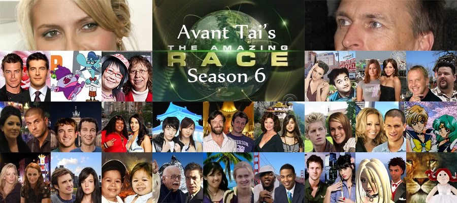 The Amazing Race: Season 6