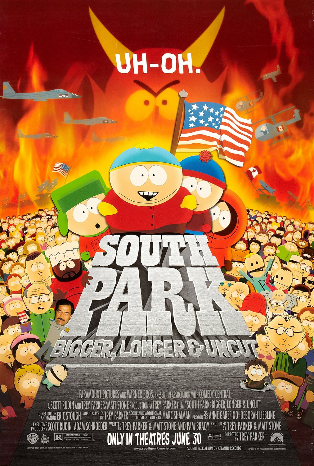 South Park Bigger Longer & Uncut