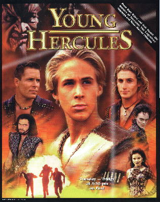 Young Hercules: Season 1