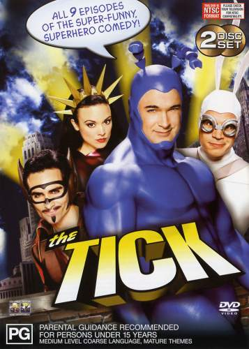 The Tick (2001): Season 1