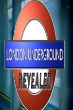 National Geographic London Underground Revealed