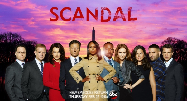 Scandal: Season 4