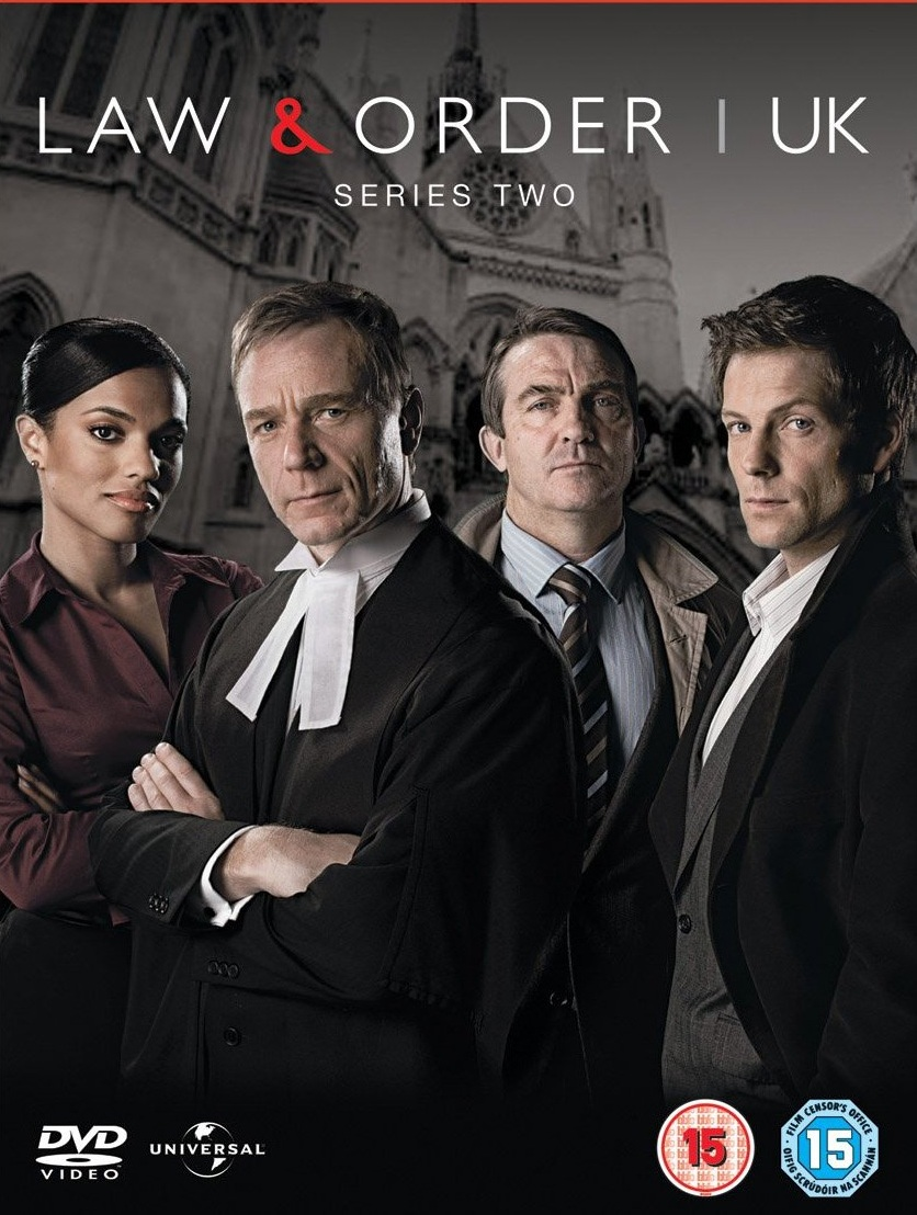 Law & Order: Uk: Season 2