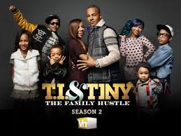 T.i. & Tiny: The Family Hustle: Season 2