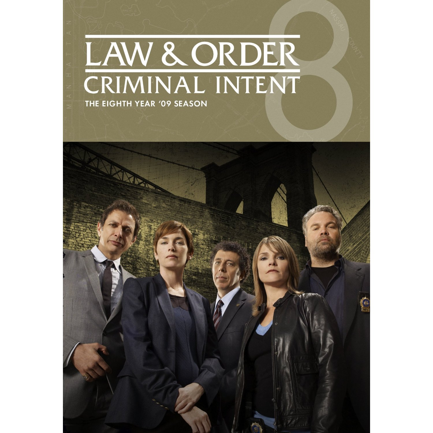 Law & Order: Criminal Intent: Season 8