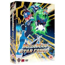 Megaman Star Force (sub)