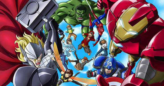 Disk Wars: The Avengers