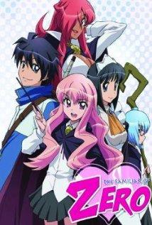 Zero No Tsukaima: Season 1