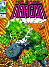 The Savage Dragon: Season 1