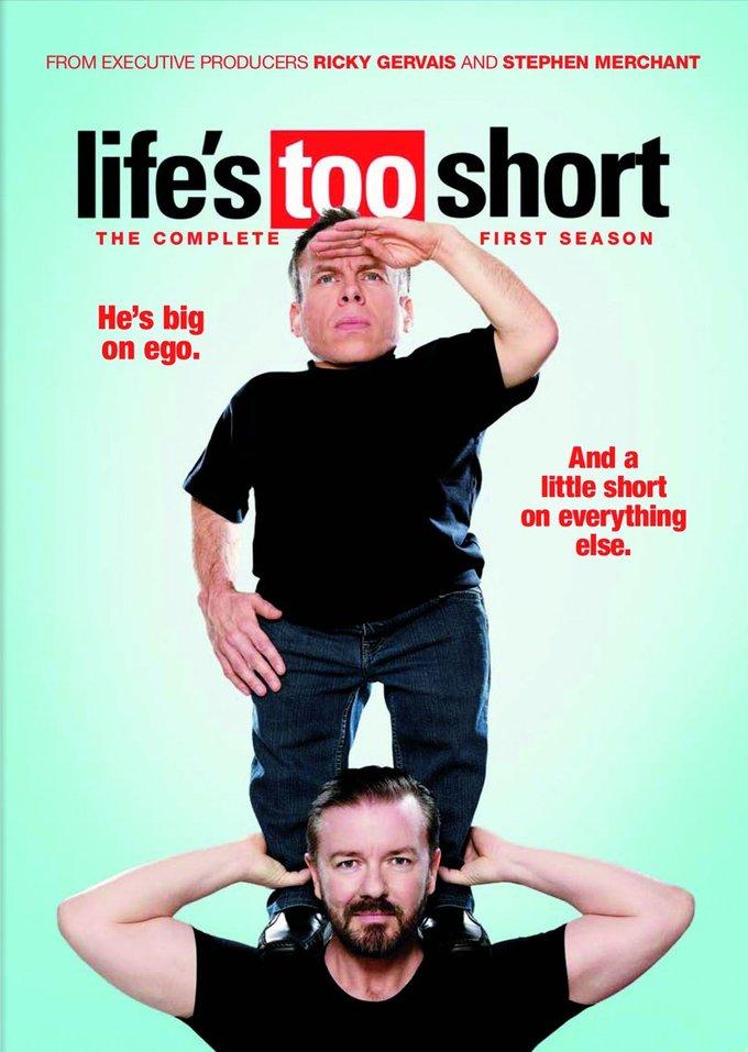Life's Too Short: Season 1