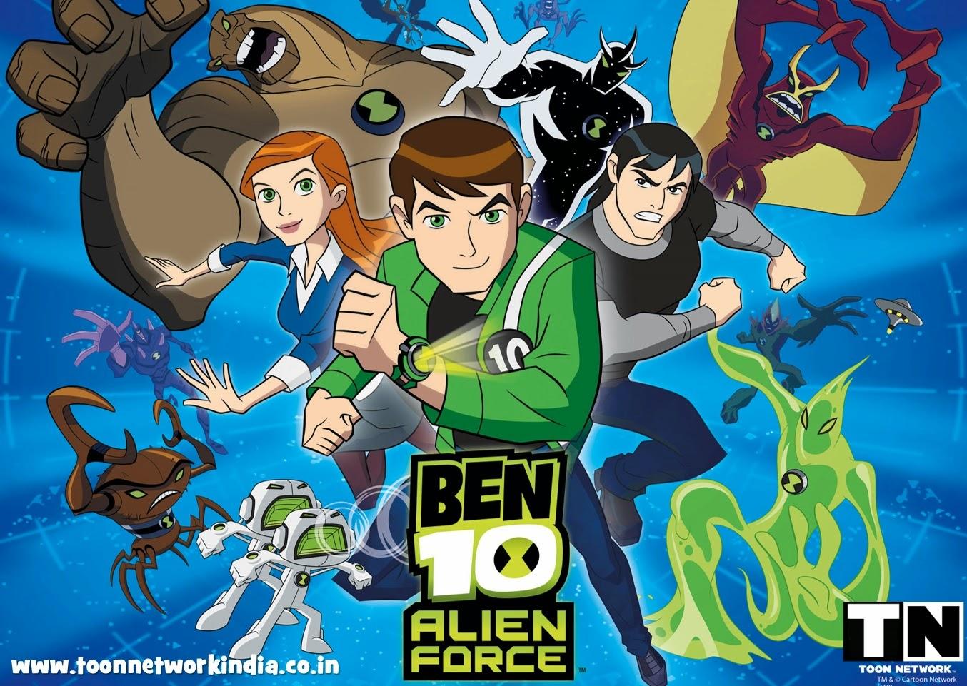 Ben 10: Alien Force: Season 3