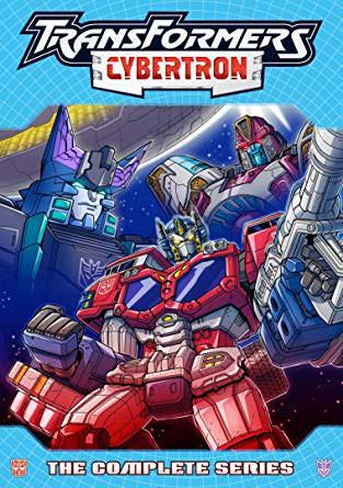 Transformers Cybertron (dub)