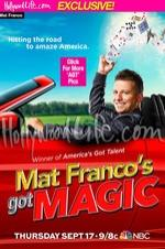 Mat Franco's Got Magic